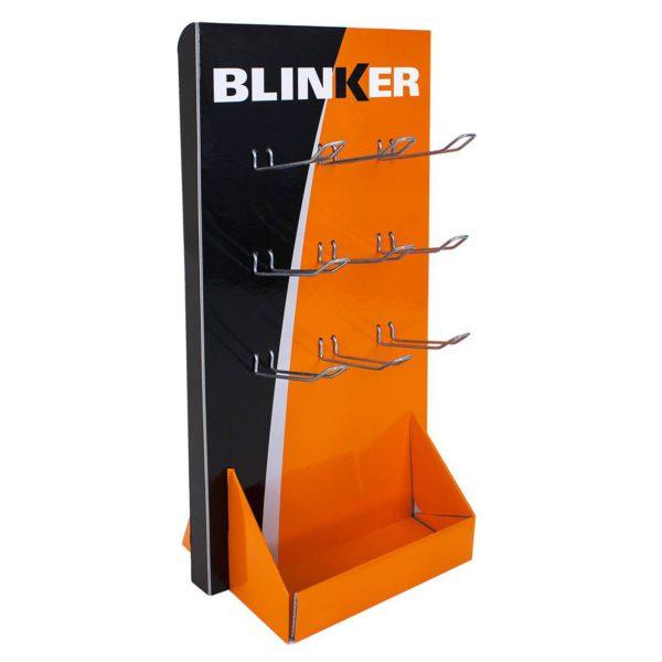 soportes de cartón para displays