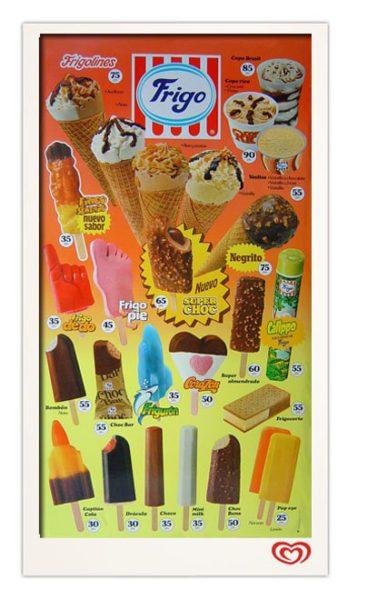 expositores para helados